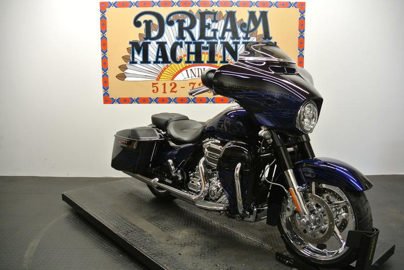 $30,750, 2016 Harley-Davidson FLHXSE - Screamin Eagle CVO Street Glide