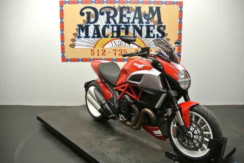 $9,450, 2012 Ducati Diavel