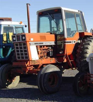 $14,500, 1977 International Harvester 1086