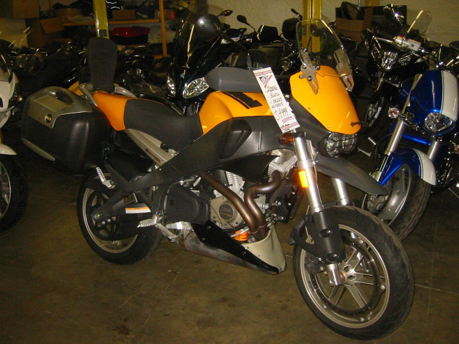 Buell Xb12ss Lightning Xb12ss Lightning For Sale