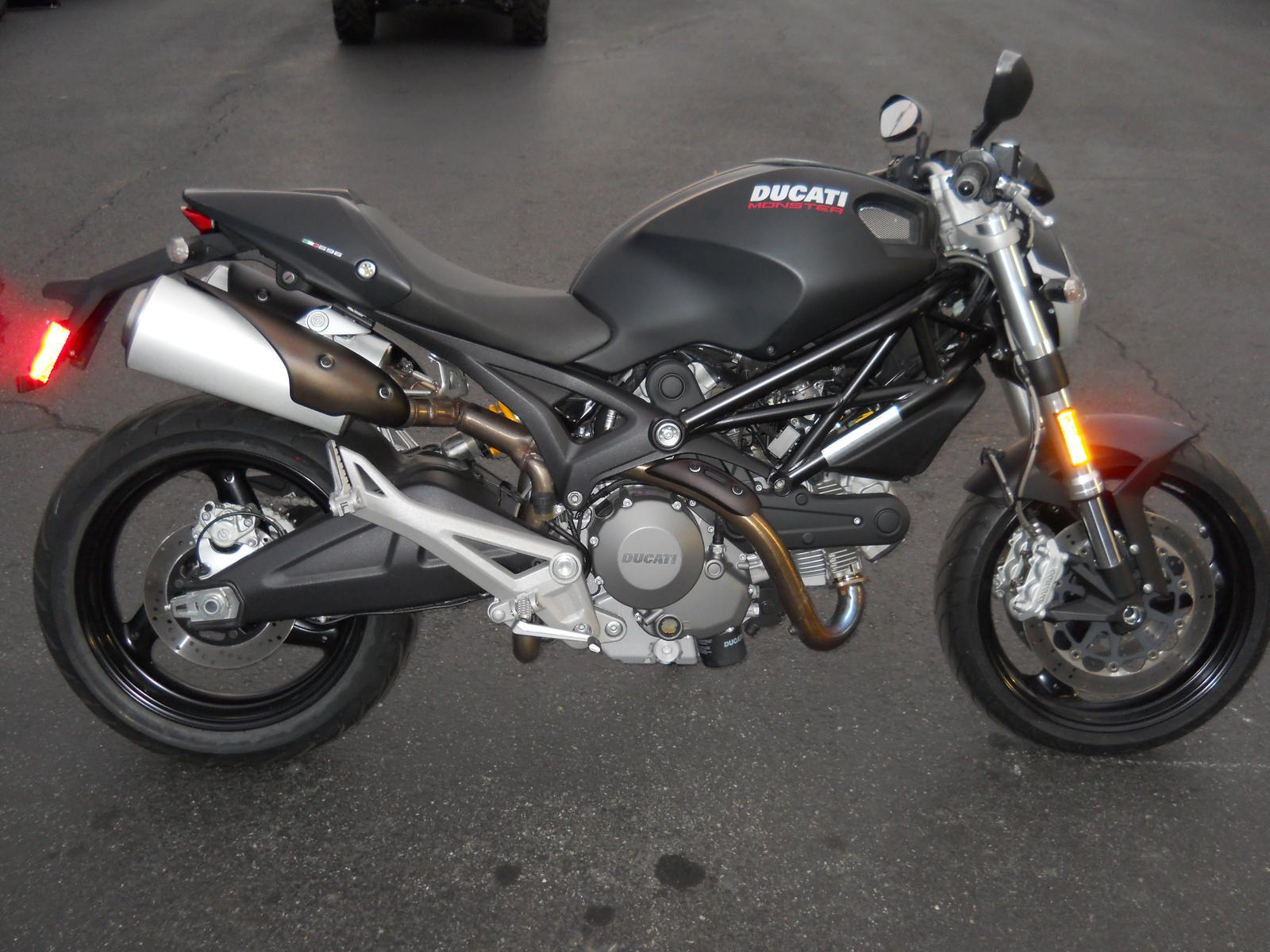 $7,899, 2014 Ducati MONSTER 696