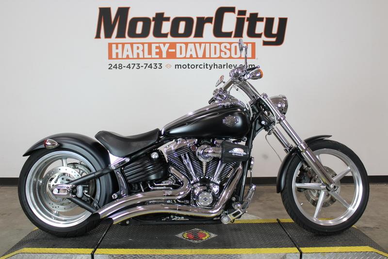 $11,495, 2010 Harley-Davidson FXCWC - Rocker C