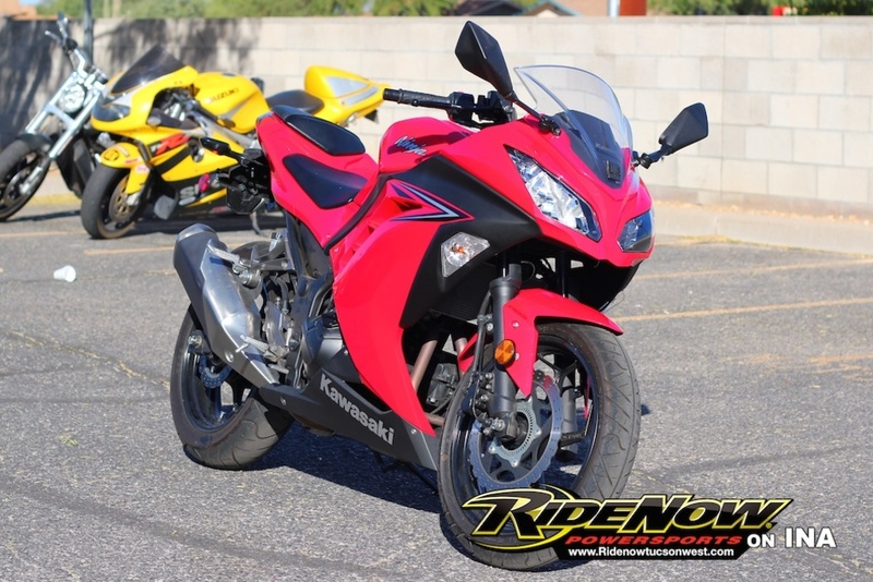 $4,899, 2016 Kawasaki Ninja 300 ABS