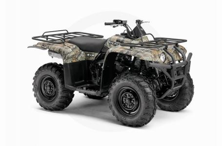 $3,499, 2009 Yamaha BIG BEAR 400 4X4
