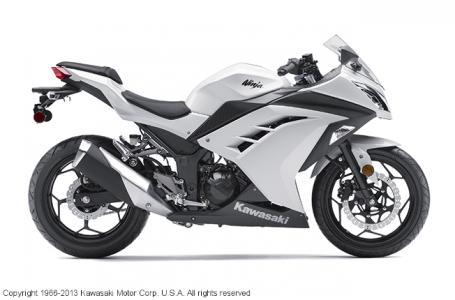 $2,999, 2013 Kawasaki NINJA 300
