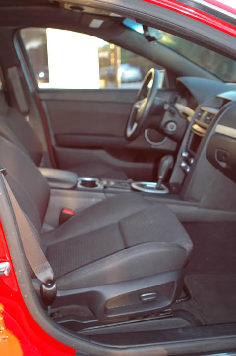 cdm demo dealer 8 2008 pontiac g8 gt low down payment fire red new and pre. Black Bedroom Furniture Sets. Home Design Ideas