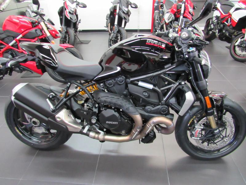 $18,895, 2016 Ducati Monster 1200 R