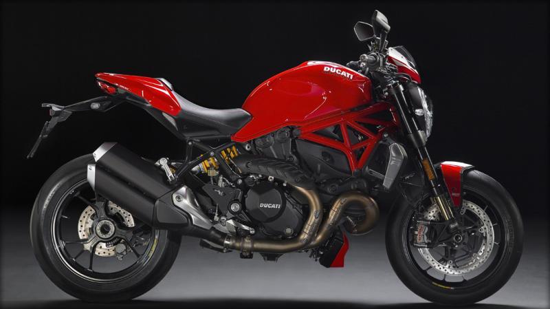 $19,195, 2017 Ducati Monster 1200 R
