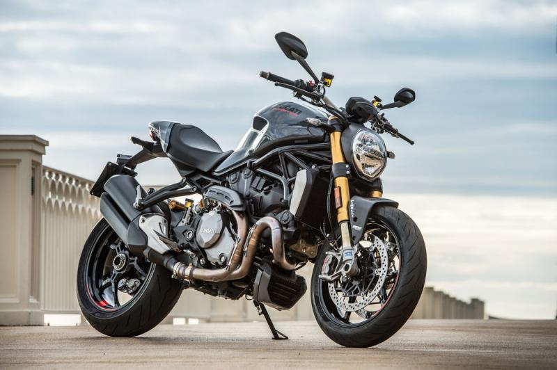 $17,195, 2017 Ducati Monster 1200 S