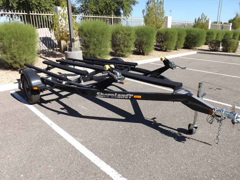 2012 Shorelander 2 Place Jet Ski Trailer In Peoria Az