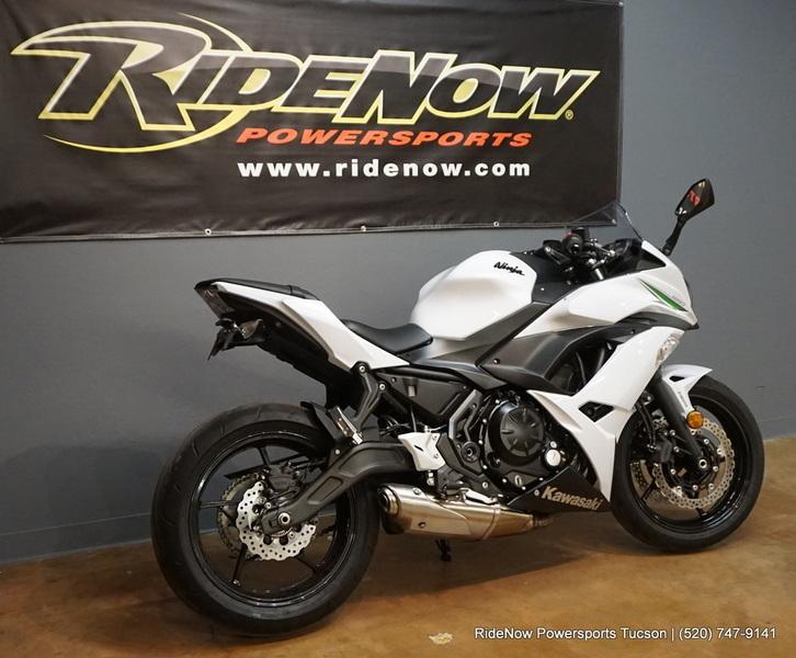 $7,190, 2017 Kawasaki Ninja 650 ABS