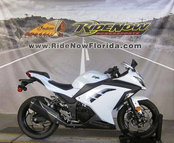 $3,599, 2013 Kawasaki Ninja 300