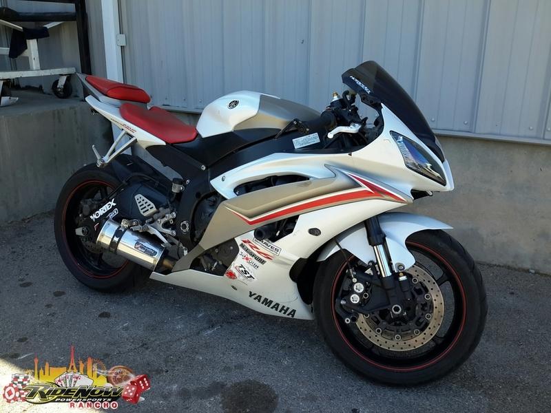 $6,999, 2009 Yamaha YZF R6