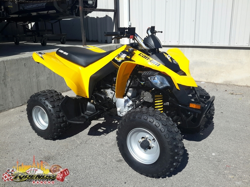 $3,099, 2016 Can-Am DS 250